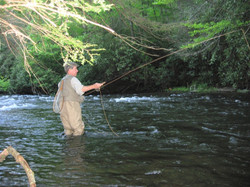 Green River Preserve Fly Fishing