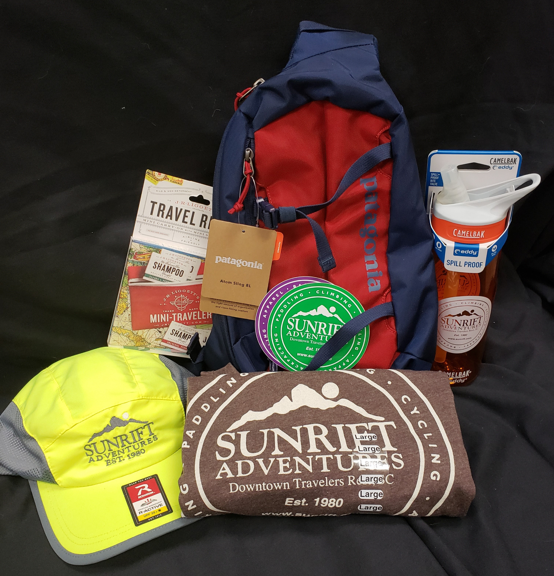 Sunrift Adventures Hiking Package