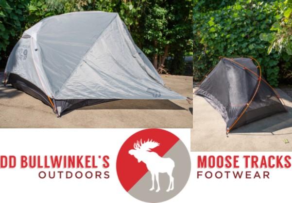 Tent & D.D. Bullwinkels Swag