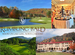 Golf & Brunch in Lake Lure for Four