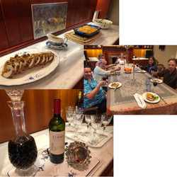 Gourmet French Dinner for Six