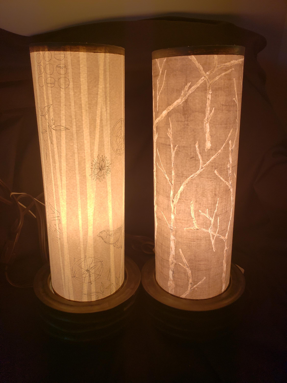 Luminaires by Janna Ugone