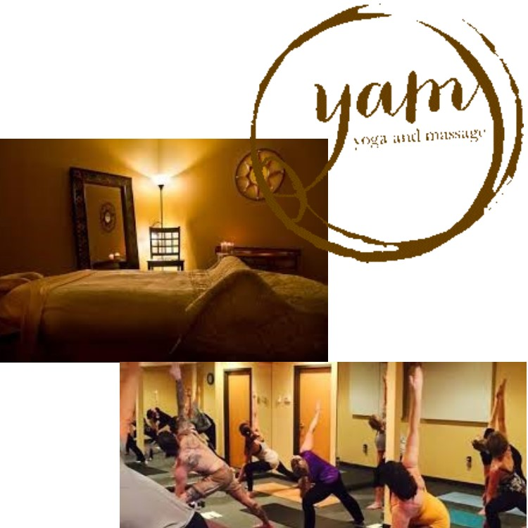 Yoga and Massage Package