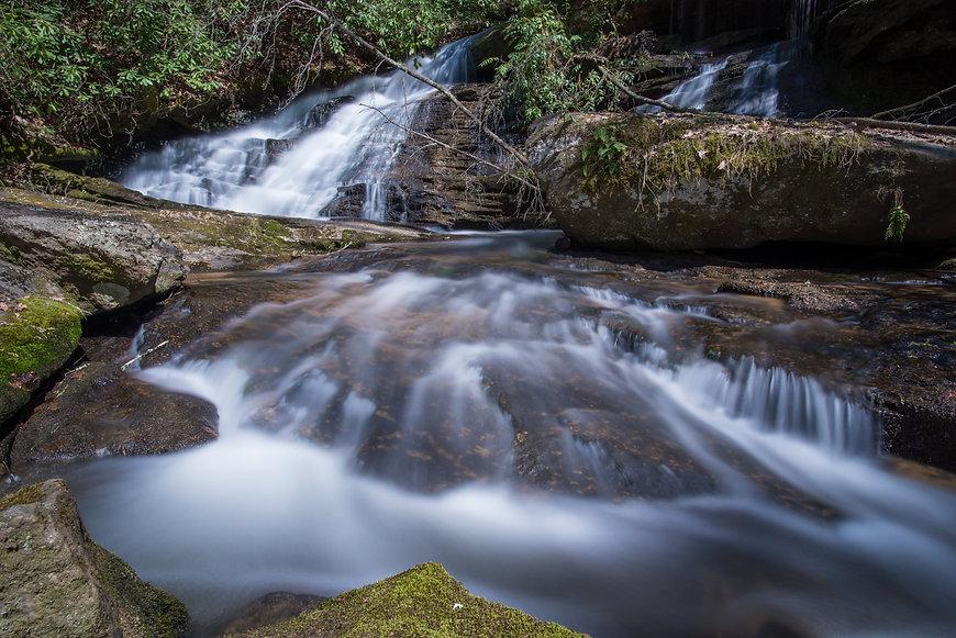 20160404 - 1419 - Hickory Nut Gorge, NC - Grassy Creek Cascades - 9 - Copy.jpg