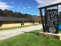 Tryon Arts and Craft School Workshop