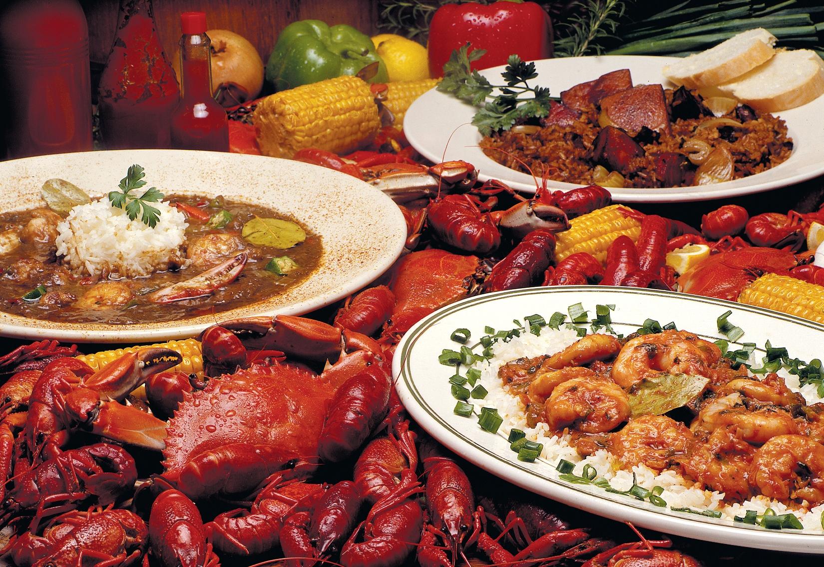 3-Course Cajun Dinner for 6
