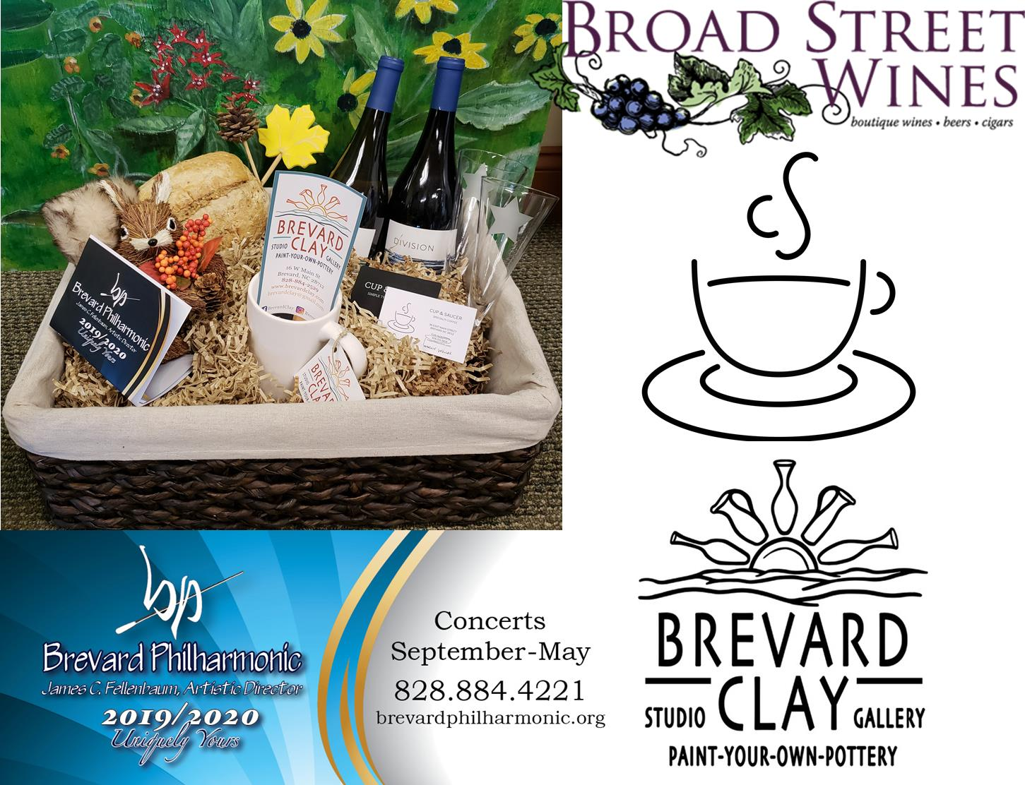 A Taste of Brevard Basket