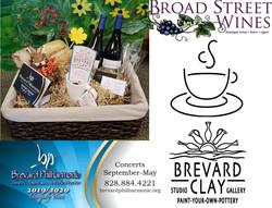 A Taste of Brevard Basket