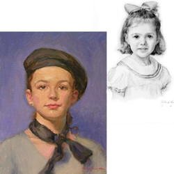 Richard Nelson Custom Portrait