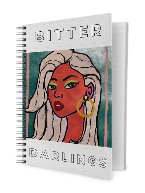 Kylie Bitter Darlings Notebook