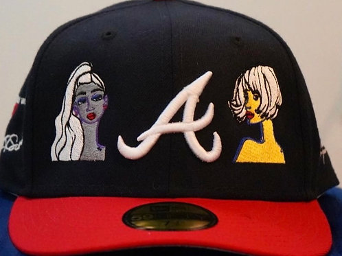Bitter Darlings x Richie Person Fitted Hat