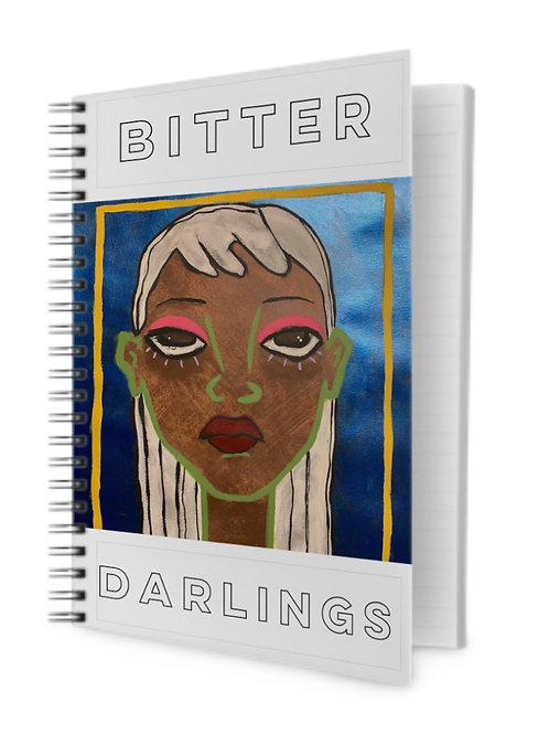 Hannah Bitter Darlings Notebook