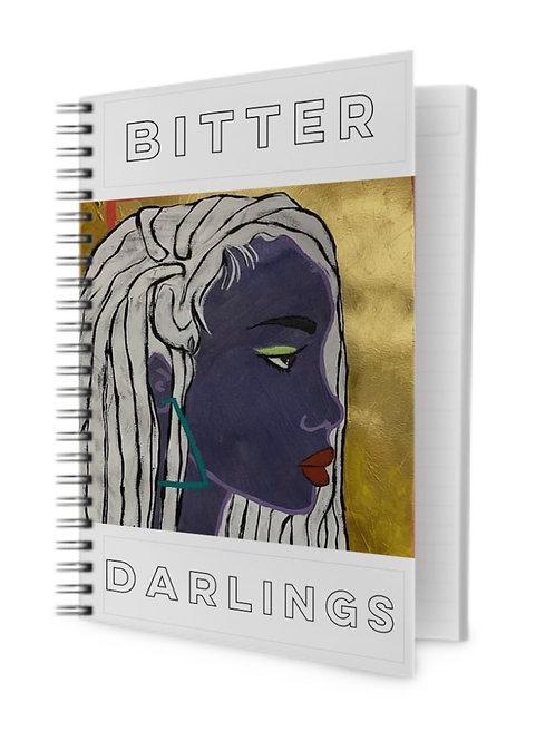 Winter Bitter Darlings Notebook