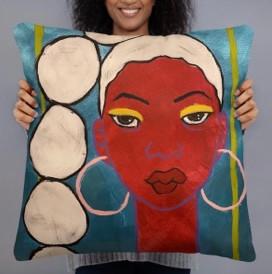 Azize Bitter Darlings Pillow