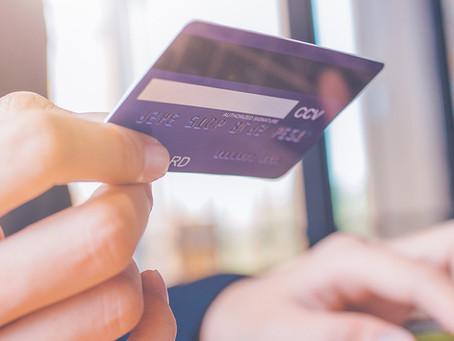 ¿Qué es una tasa de interés de tarjeta de crédito?