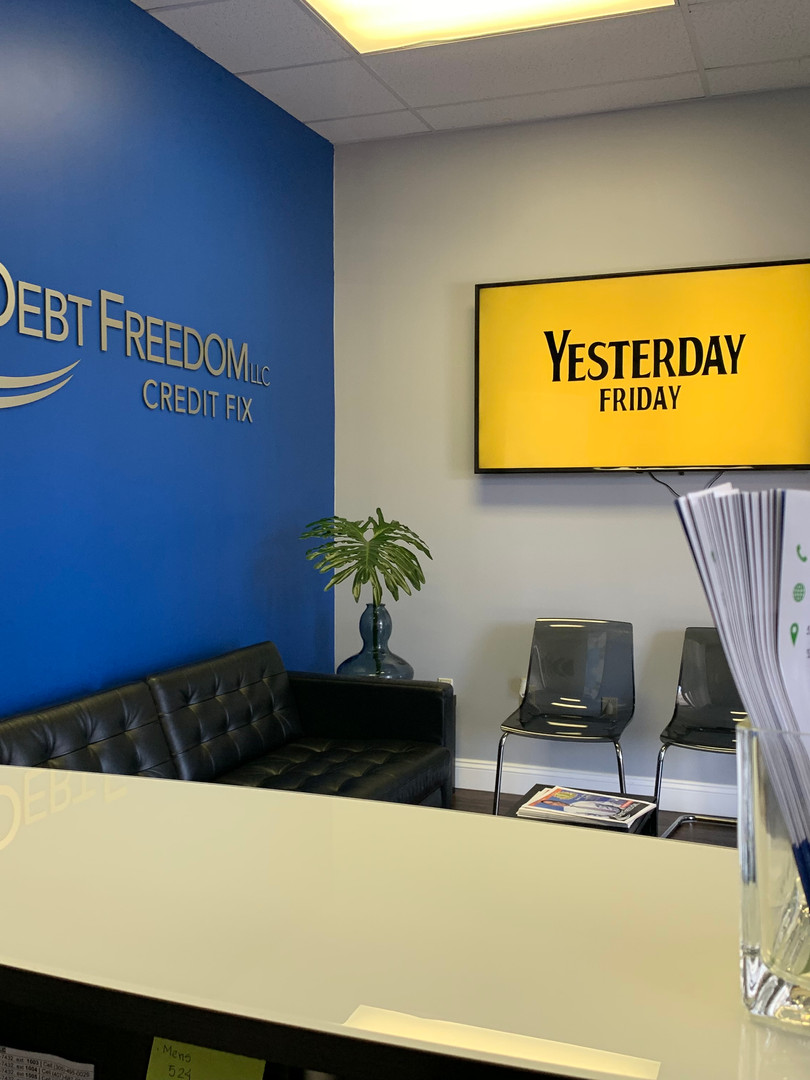 Credit Fix Debt Freedom USA Credit Repai