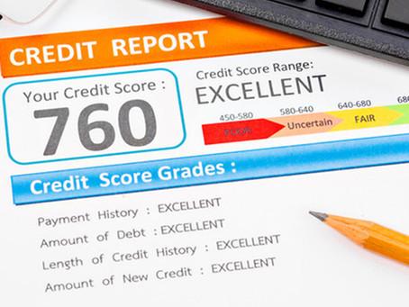 Cargos incorrectos en su reporte de crédito