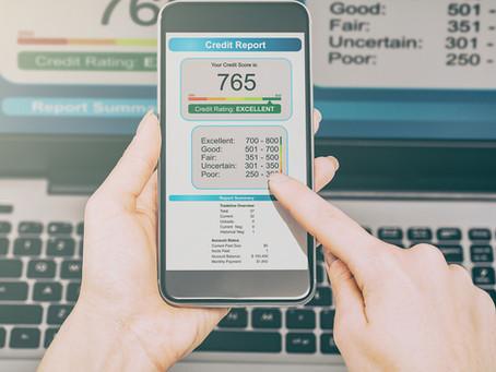 Cómo se determina un puntaje de tu crédito