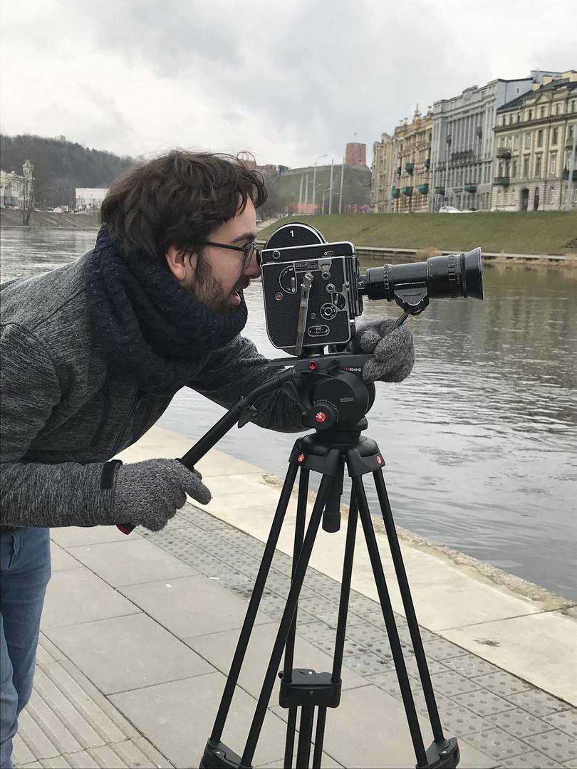 Shooting with Bolex H16