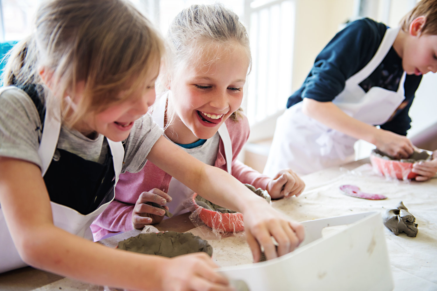 Pottery For 6-16s
