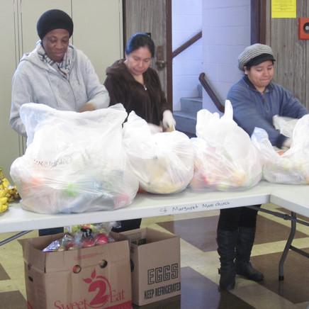 The Prabhuji Food Distribution Program, Round Top, NY