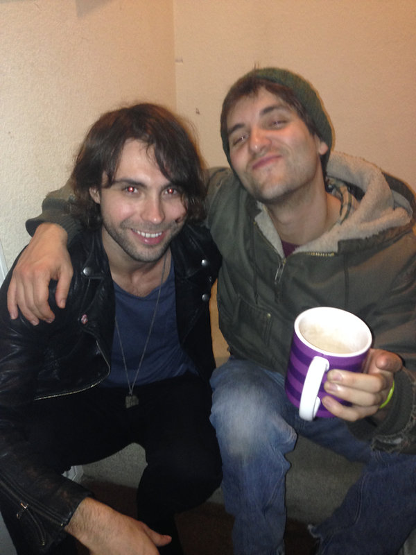 Me and Shane New Year's.JPG