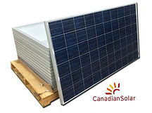 Canadian Solar Panels, Solar Power, Installer
