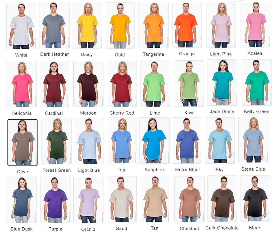 bonding shirt color options.png