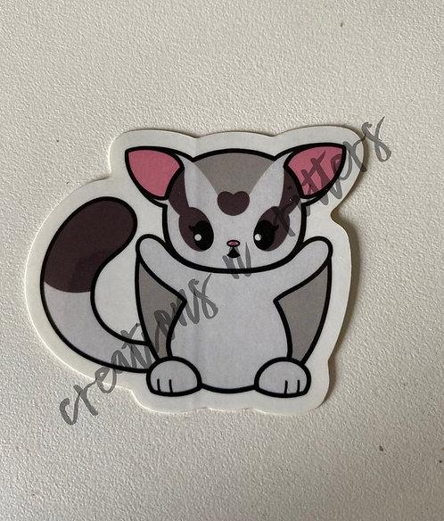 Rawr Sticker
