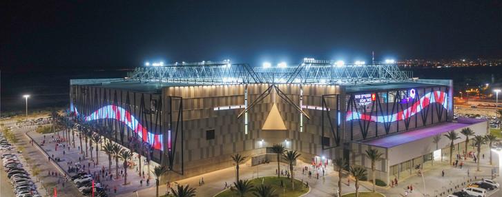 אצטדיון טרנר באר שבע