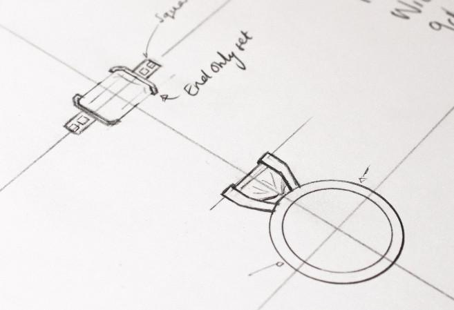 Sketch - Step 1