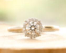 Bespoke Diamond Cluster