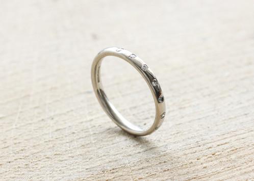 White Gold Diamond Ring Wedding Rings Tyne and Wear Dytham