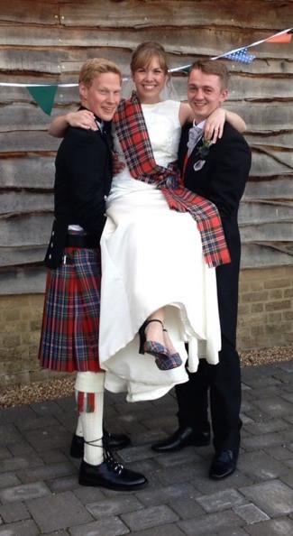 McFarlane Wedding 1