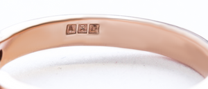 APD stamped on Ring