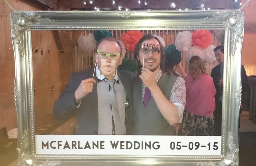 McFarlane Wedding 2
