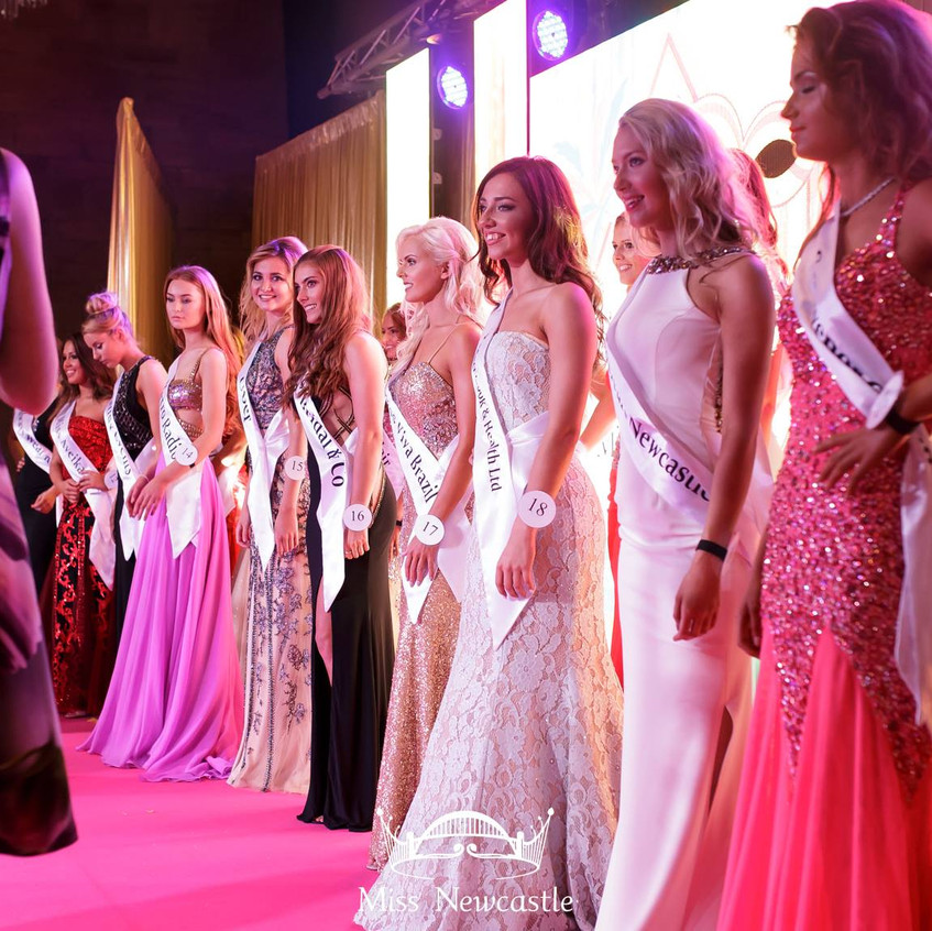 Miss Newcastle 2016 Final