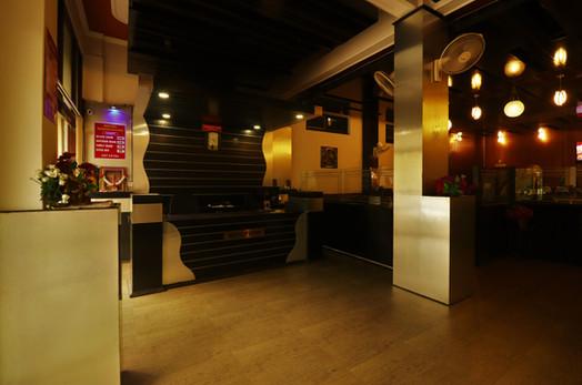 Reception   Hotel Mandakini Rudraprayag.