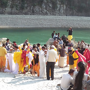 Gadwal Rituals of performing Paandav Nritya