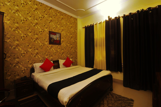 Deluxe Room | Hotel Mandakini Rudrapraya