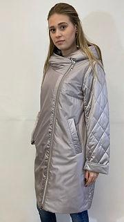 Демисезонная куртка на синтепоне