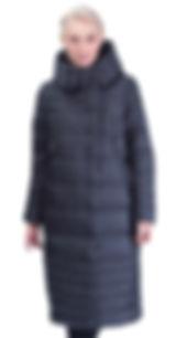 Женское пальто на тинслейте