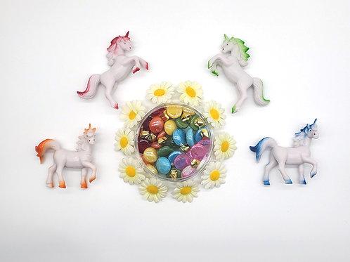 Disco Unicorn Play Pieces