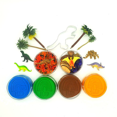 Dinosaur Mountain Play Set (Themed Play Kit ONLY)