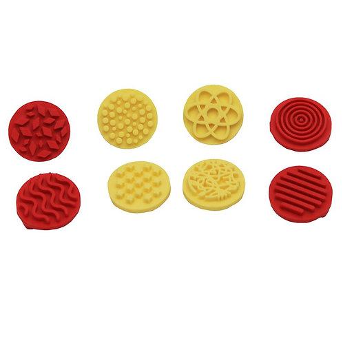 Fingertip Pattern Stampers (8 Pack)