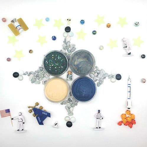 Space Explorer Play Pieces