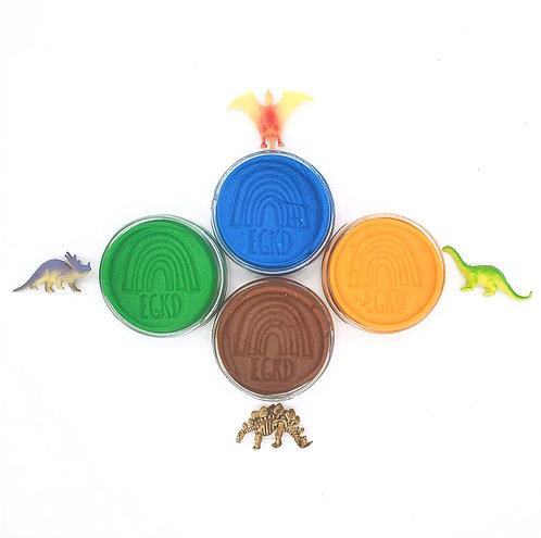 Dino Surprise Dough Collection