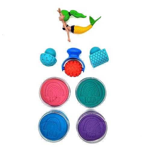 Mega Mermaid Pattern Play Set