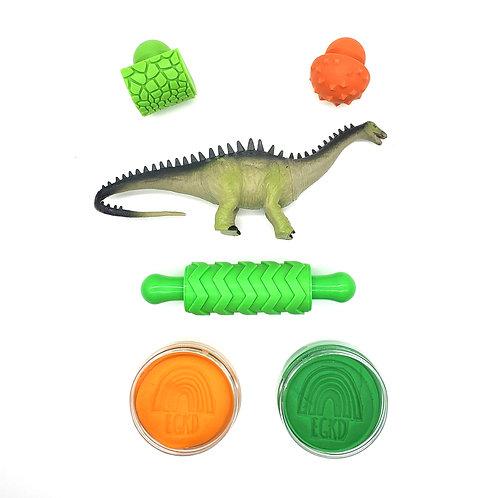 Mega Dinosaur Pattern Play Set