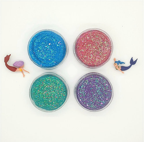 Mermaid Island Dough Collection